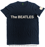 T-shirt The Beatles da uomo - Design: Logo & Apple