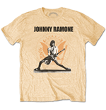 T-shirt Ramones Johnny Ramone Rockin n Seal