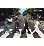 Beatles (The) - Abbey Road (Poster Giant 100x140cm)
