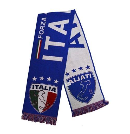 qualità affidabile offerta speciale nuovo economico Sciarpa Italia Calcio Originale: Acquista Online in Offerta