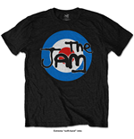 T-shirt The Jam da uomo - Design: Target Logo