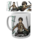 Attack On Titan Season 2 - Eren Duo (Tazza)