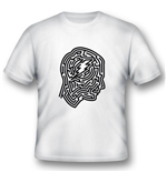 Big Bang Theory (THE) - Sheldon Brain (T-SHIRT Unisex )