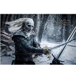 Game Of Thrones - White Walker (Poster Maxi 61X91,5 Cm)