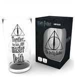 Harry Potter - Deathly Hallows (Bicchiere)