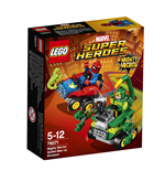 Lego 76071 - Marvel Super Heroes - Mighty Micros - Spider-Man Contro Scorpione