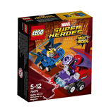 Lego 76073 - Marvel Super Heroes - Mighty Micros - Wolverine Contro Magneto