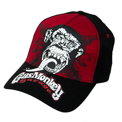 Cappellino Gas Monkey Garage Blood Sweat Beers