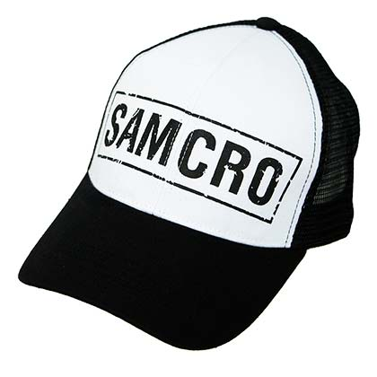 Cappellino Sons of Anarchy SAMCRO