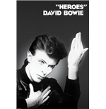 David Bowie - Heroes (Poster Maxi 61X91,5 Cm)