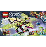 Lego 41183 - Elves - Il Drago Malvagio Del Re Goblin