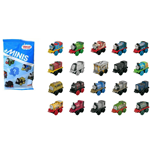 Mattel DFJ15 - Thomas And Friends - Mini Locomotiva Collezione 70° Anniversario - Bustina 1 Pz