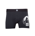 Star Wars - Black Boxershort With Darth Vader (boxer Uomo )
