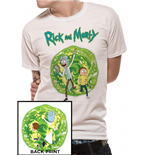 T-shirt Rick and Morty 263307