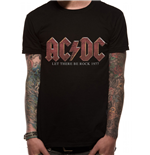 T-shirt AC/DC - Vintage Let There Be Rock