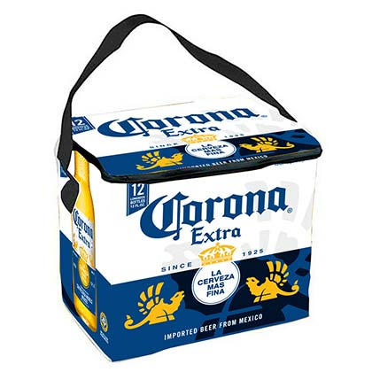 Borsa termica Corona Bottle Label