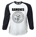 T-shirt manica lunga Ramones Presidential Seal
