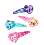 My Little Pony - 4 Mollette Per Capelli