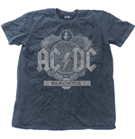 AC/DC - Black Ice Blu (T-SHIRT Unisex )