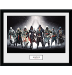 Assassin's Creed - Characters (Stampa In Cornice 30x40cm)