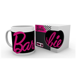 Barbie - Logo (Tazza)