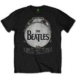 Beatles (THE) - World Tour 1966 Black (T-SHIRT Unisex )