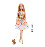 Mattel DVP55 - Barbie - Collector - The Look - Floreale
