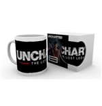 Uncharted The Lost Legacy - Logo (Tazza)