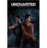 Uncharted The Lost Legacy - Cover (Poster Maxi 61x91,5cm)