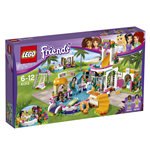 Lego 41313 - Friends - La Piscina All'Aperto Di Heartlake