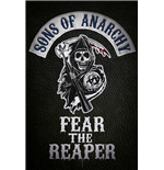 Sons Of Anarchy - Fear The Reaper (Poster Maxi 61X91,5 Cm)