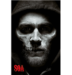Sons Of Anarchy - Jax Skull (Poster Maxi 61X91,5 Cm)