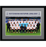 Tottenham Hotspur - Team Photo 16/17 (Stampa In Cornice 15x20 Cm)