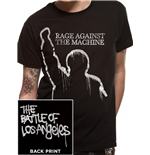 Rage Against The Machine - Battle (T-SHIRT Unisex )