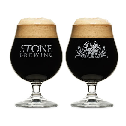 Bicchiere Stone Brewing Company
