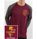 Harry Potter - House Gryffindor (felpa Baseball Unisex )