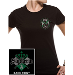 Harry Potter - House Slytherin (T-SHIRT Donna )