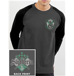 Harry Potter - House Slytherin (felpa Baseball Unisex )