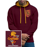 Harry Potter - House Gryffindor (felpa Unisex )