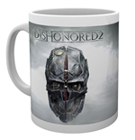 Dishonored 2 - Key Art (Tazza)
