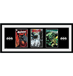 Batman Comic - Comics (Stampa In Cornice 76x30 Cm)