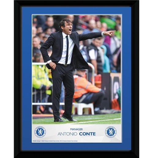 Chelsea conte 16 17 stampa in cornice 15x20 cm per for Cornici 15x20