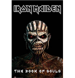 Poster Maxi Iron Maiden - The Book Of Souls 61x91,5 Cm