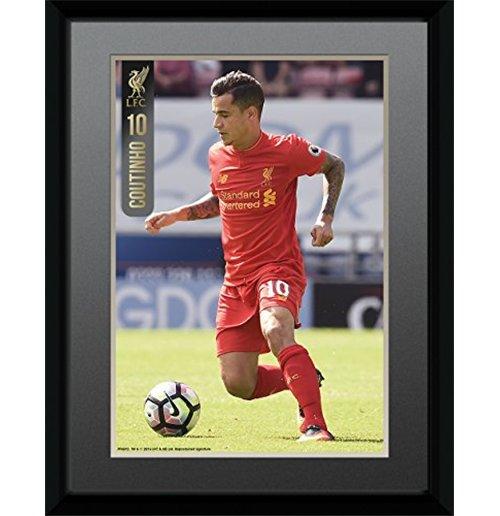 Liverpool coutinho 16 17 stampa in cornice 15x20 cm for Cornici 15x20