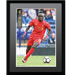 Liverpool - Mane 16/17 (Stampa In Cornice 15x20 Cm)