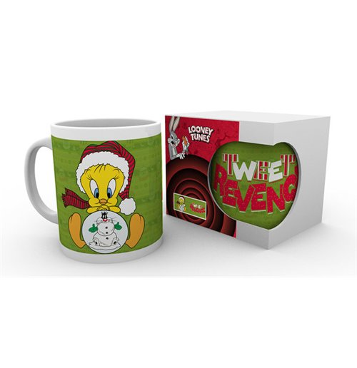 Looney Tunes - Tweety Christmas (Tazza)