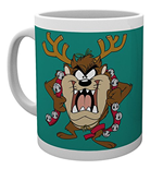 Looney Tunes - Taz Christmas (Tazza)
