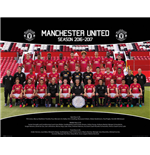 Manchester United - Team Photo 16/17 (Poster Mini 40x50 Cm)
