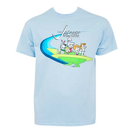 T-shirt I pronipoti - The Jetsons da uomo