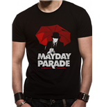 Mayday Parade - Umbrella Man (T-SHIRT Unisex )